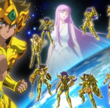 Sigla di I Cavalieri dello Zodiaco: Soul of Gold - Cartoni animati