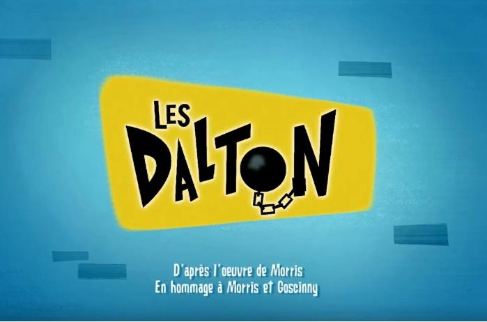 I Dalton - Cartoni animati