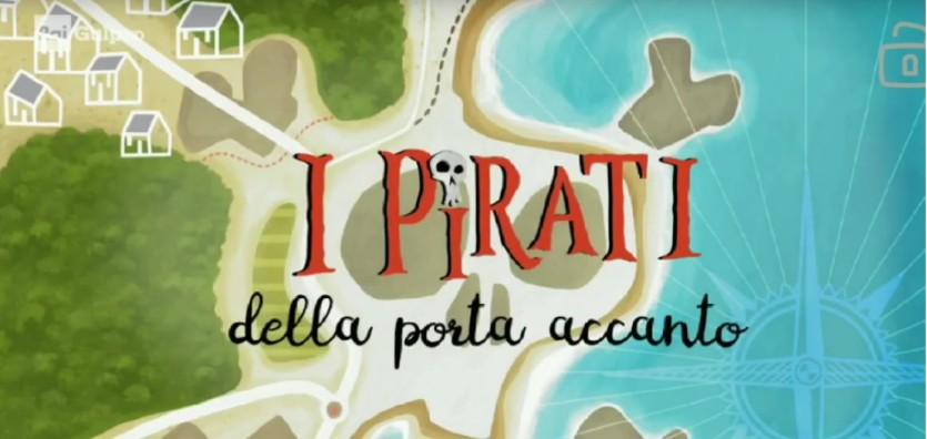 I pirati della porta accanto - Cartoni animati
