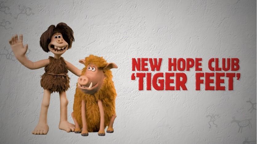 Early Man - Tiger Feet - New Hope Club - Cartoni animati