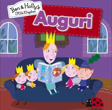 Biglietti auguri Il piccolo Regno di Ben e Holly - Cartoni animati
