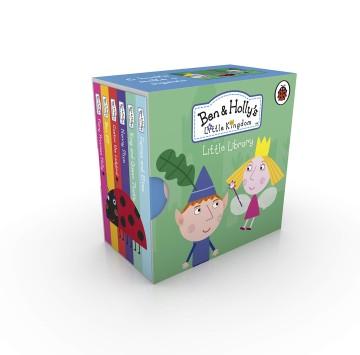 Libri Il piccolo Regno di Ben e Holly - Cartoni animati