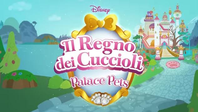 Il regno dei cuccioli - Palace Pets - Cartoni animati