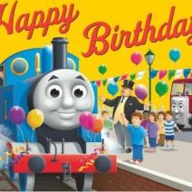 Happy birthday Thomas & Friends - Happy birthday