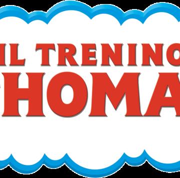 Il trenino Thomas Logo png - Cartoni animati
