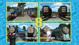 Thomas & Friends theme song lyrics