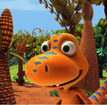 Sigla Il treno dei dinosauri - Cartoni animati