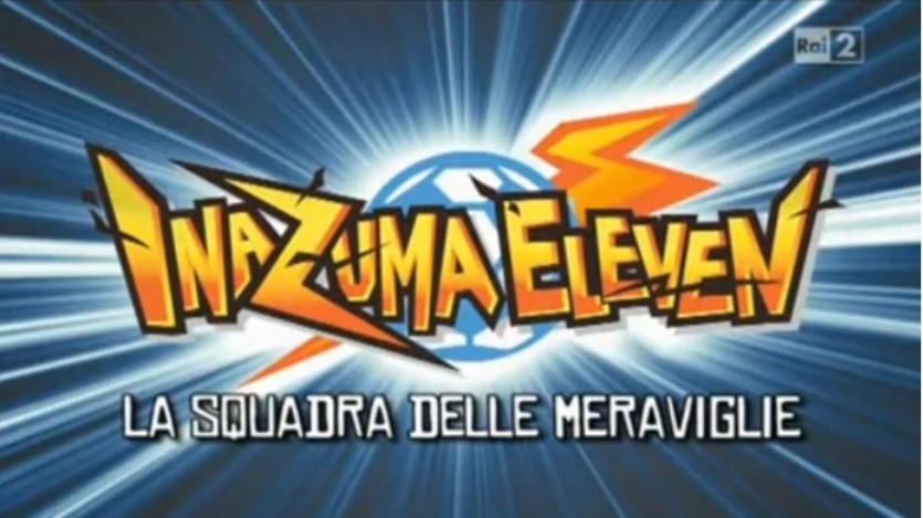 Sigla La squadra delle meraviglie - Inazuma Eleven - Cartoni animati