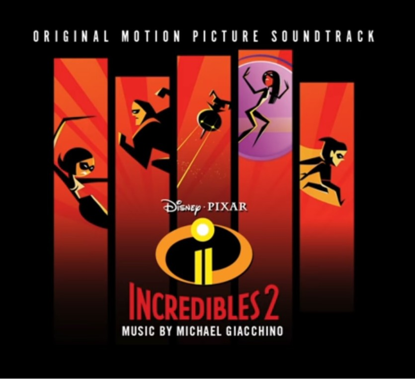 Chill or Be Chilled - The incredibles 2 - Cartoni animati