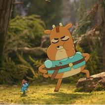 Il principe Ivandoe - Cartoni animati