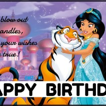 Happy Birthday with Jasmine - Happy birthday
