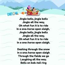 Testo Jingle Bells da stampare - Natale