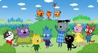 Kid-E-Cats dolci gattini - Cartoni animati prescolari