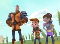 Apprendista cavaliere - Cartoni animati
