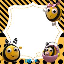 La casa delle api invito festa - Inviti feste compleanno