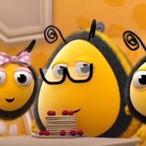 La casa delle api - Cartoni animati
