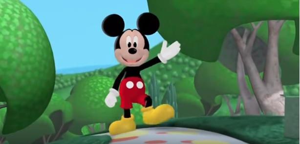 La casa di topolino - Cartoni animati