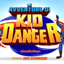 Le avventure di Kid Danger - Cartoni animati 2018