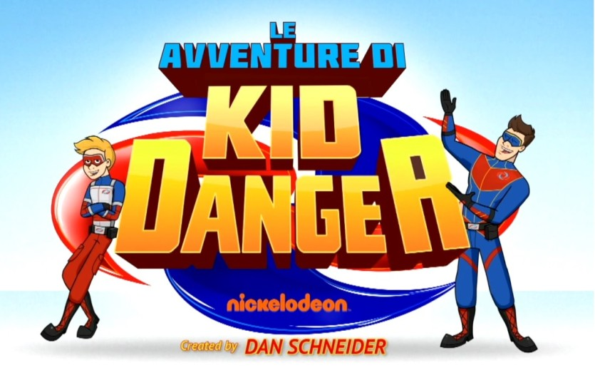 Le avventure di Kid Danger - Cartoni animati
