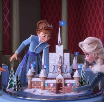 Le avventure di Olaf - La festa di Natale - Cartoni animati