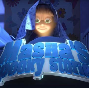 Le storie di paura di Masha - Cartoni animati
