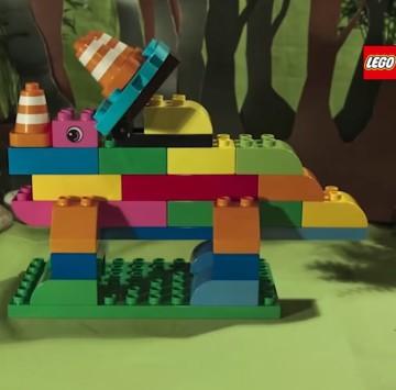 Lego duplo - Cartoni animati