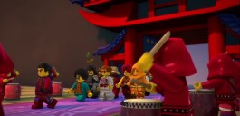 Sigla Lego Ninjago The Fold