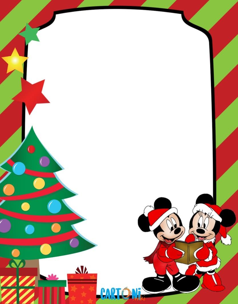 Letterine a Babbo Natale - Cartoni animati