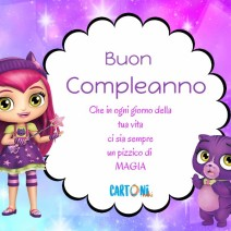 Little charmers Buon compleanno - Buon Compleanno