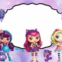 Immagine con i personaggi del cartone animato - Immagini