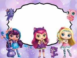 Immagine con i personaggi del cartone animato