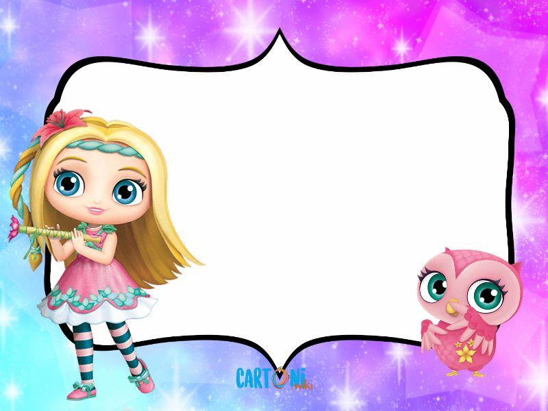 Little Charmers Imamgine Posie e Treble - Cartoni animati