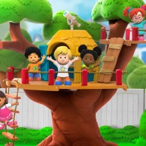 Little people - Cartoni animati prescolari