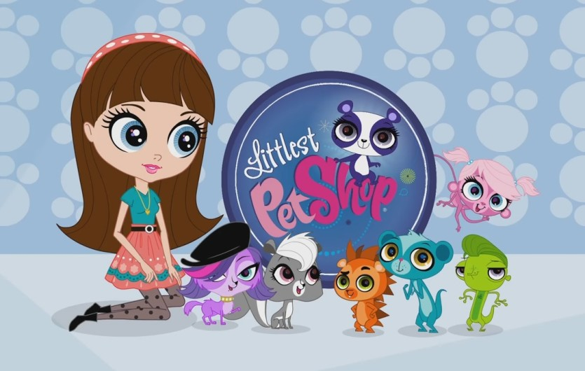 Sigla Littlest Pet Shop - Cartoni animati