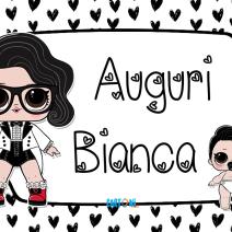 Lol surprise Black Tie Auguri Bianca - Auguri Bianca