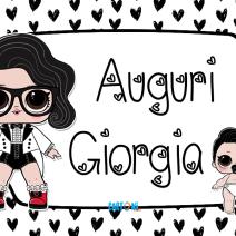 Lol surprise Black Tie Auguri Giorgia - Auguri Giorgia