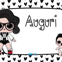 Lol surprise Black Tie Auguri - Auguri