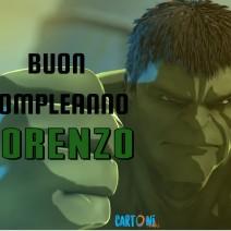Lorenzo buon compleanno - Lorenzo