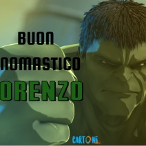 Lorenzo buon onomastico - Lorenzo