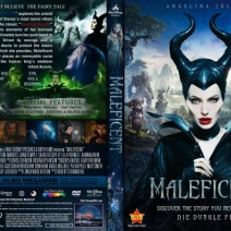 Maleficent DVD Covers - DVD Covers