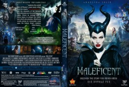 Maleficent DVD Covers