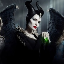 Maleficent Signora del male Sfondo - Sfondo