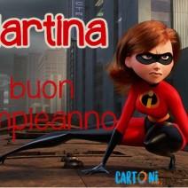 Martina buon compleanno - Martina