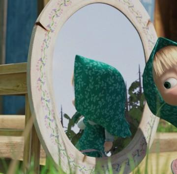 Masha e Orso - Bolle di sapone - Cartoni animati
