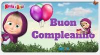 Buon Compleanno da Masha - Buon compleanno