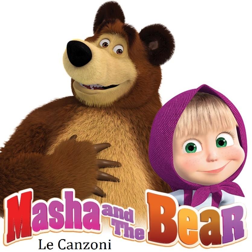 Masha e Orso Le canzoni - Cartoni animati