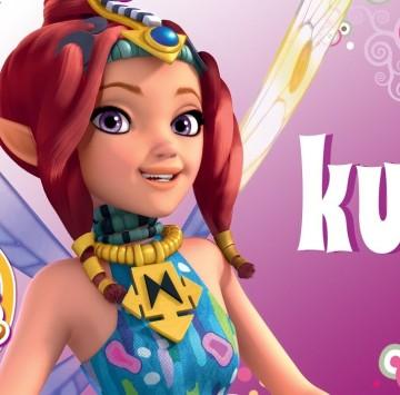 Mia and me Personaggi: Kuki - Cartoni animati