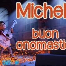Michele buon onomastico - Michele