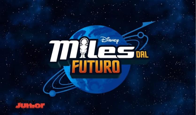 Miles dal futuro - Cartoni animati