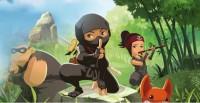 Mini ninjas - Cartoni animati 2015